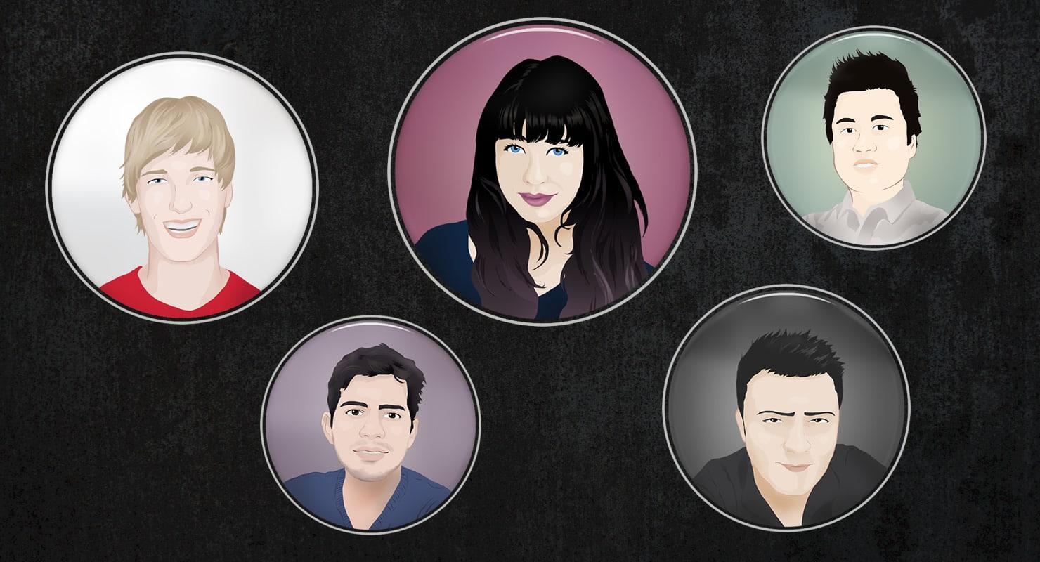 Das Team hinter D4design Studios